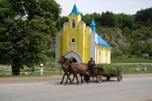 Ukraine road