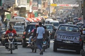 haiti traffic