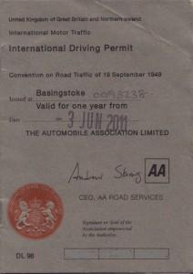international driving permit online europe