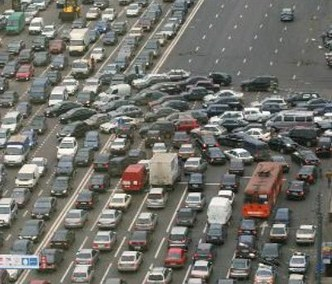 question about traffic jam