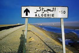 Driving in Algeria